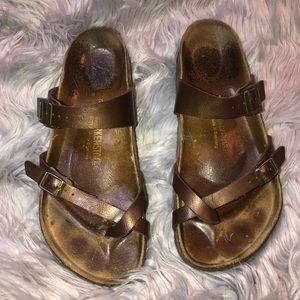 Birkenstock Brown Sandals Size 42